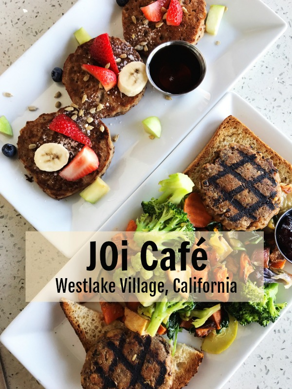Joi Cafe #Organic #PlantBased #Vegan #GlutenFree #Simple Sojourns - Simple Sojourns