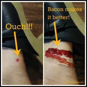 Bacon BandAid 5