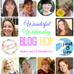 Wonderful Wednesday Blog Hop #187