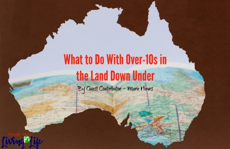 What to Do With Over-10s in the Land Down Under