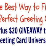 The Best Way to Find the Perfect Greeting Card – PLUS Giveaway!