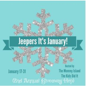 JEEPERS! It's January giveaway hop SimpleStepsDecor Etsy shop giveaway