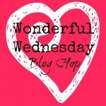 Wonderful Wednesday Blog Hop #212