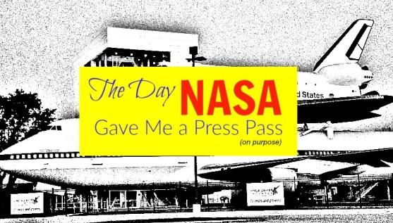 NASASocial media event
