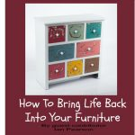 How To Bring Life Back Into Your Furniture
