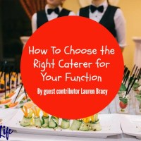 How To Choose the Right Caterer for Your Function?