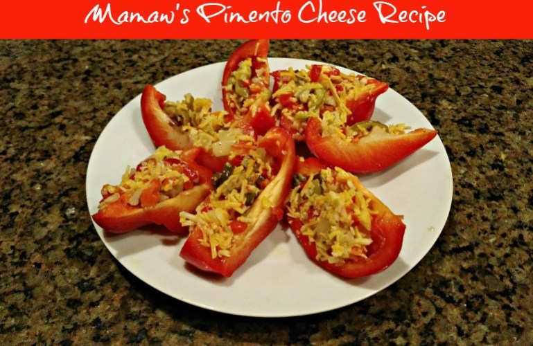 Mamaw's Pimento Cheese Recipe