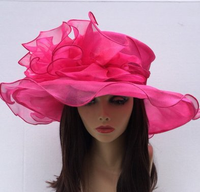 Check out this roundup of beautiful Kentucky Derby Hats and get ready for the most exciting 2 minutes in sports!