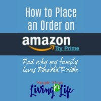 How To Place an Order on Amazon
