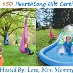 Win a $50 HearthSong Gift Certificate