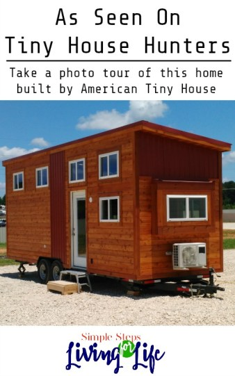 Tiny House living made easy with American Tiny House.