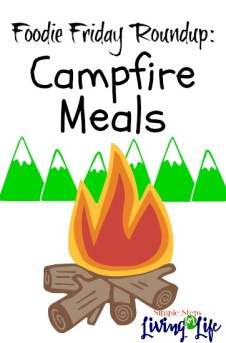 A day's worth of campfire recipes.