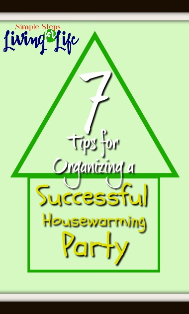 tips for having a great housewarming party