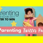 #Parenting Twitter Party! (plus giveaway)