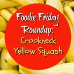 Foodie Friday Roundup:  Crookneck Yellow Squash