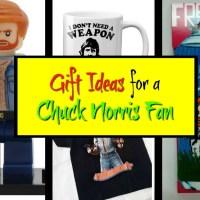 Gift Ideas For a Chuck Norris Fan