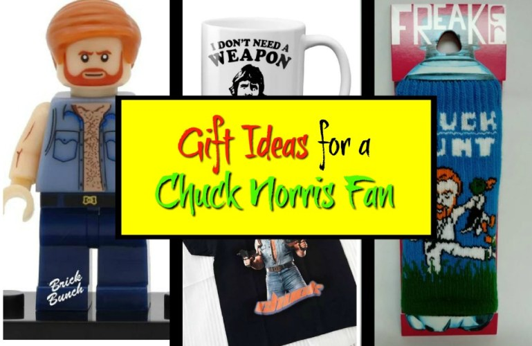 Gift Ideas For a Chuck Norris Fan