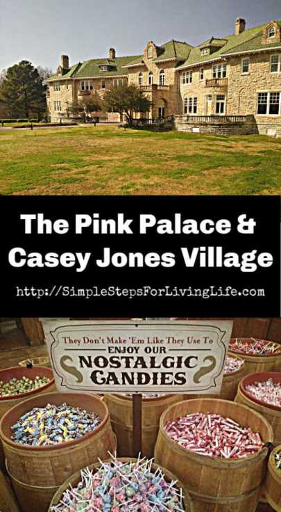 The Casey Jones Village in Jackson Tennessee is a great break from a long drive.