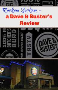 Rockem Sockem at Dave and Busters Review
