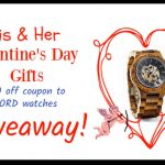 His & Hers Valentine's Day Gifts with GIVEAWAY!