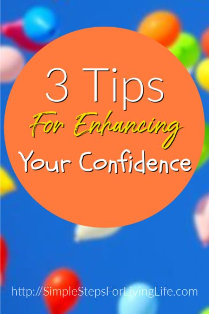 3 tips for enhancing your confidence pinterest