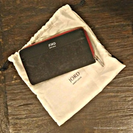 JORD vegan leather wallet 3