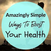 Amazing Ways You can Boost Your Health Right Now