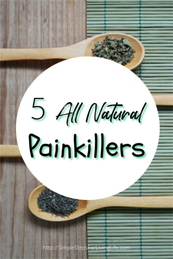 5 all natural painkillers
