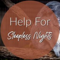 Help For Sleepless Nights