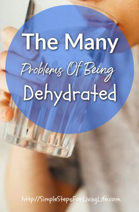 The Many Problems Of Being Dehydrated