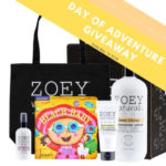 Day Of Adventure Giveaway (Ends 5/14) #ZoeyNaturals