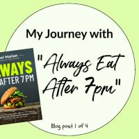 "I'm All In With ""Always Eat After 7PM"""