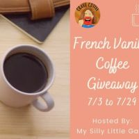 French Vanilla Coffee Giveaway ends 7/29
