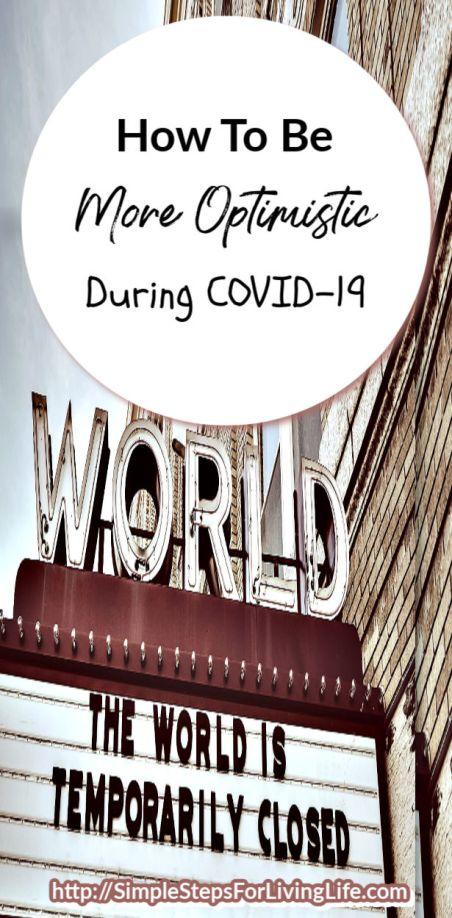 Optimistic During COVID-19