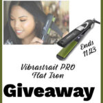 Vibrastrait PRO Flat Iron Giveaway Ends 11/23/2020