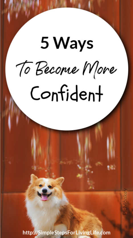 Ways to become more confident