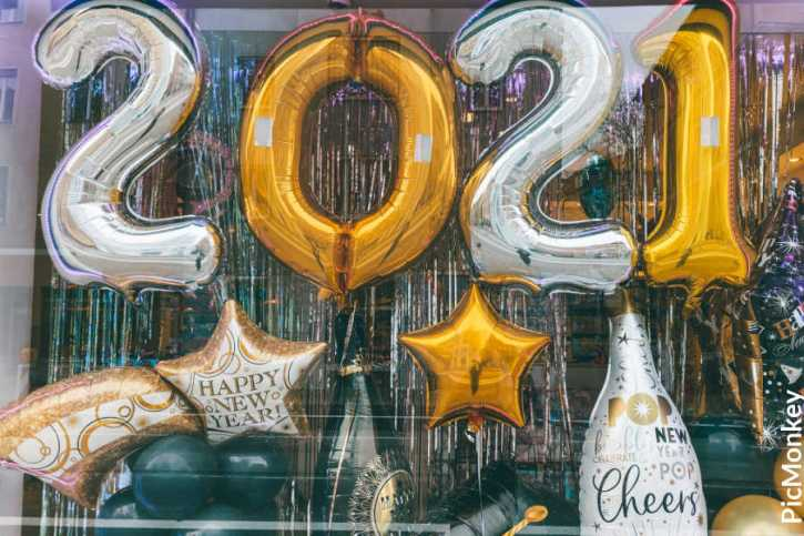 Five Things To Aim For In 2021