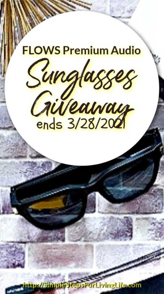 glasses giveaway