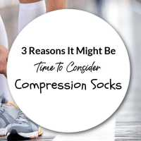 3 Reasons It Might Be Time to Consider Compression Socks