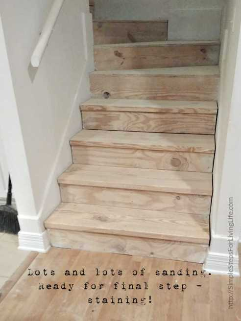 Steps To Makeover Stairs On A Budget