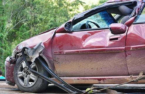 Where do people go wrong after a car crash