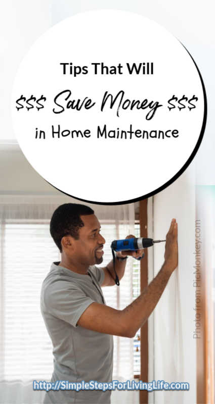 Looking for ways to save money with home maintenance? Check out this article for 3 easy tips.
