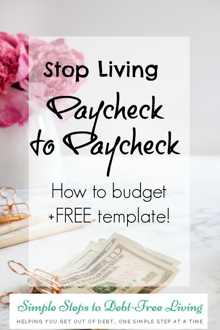 Get your budget on track with this guide...