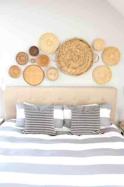 Basket Wall and Home Tour