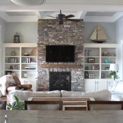 Lake House Living Room Photos Decorating Ideas With Mirrors Home Of The Month Sources Simple Stylings