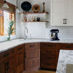Unfinished Oak Kitchen Cabinets Aid Knife Set Love It Or Lose It: Natural Wood In The - Simple ...