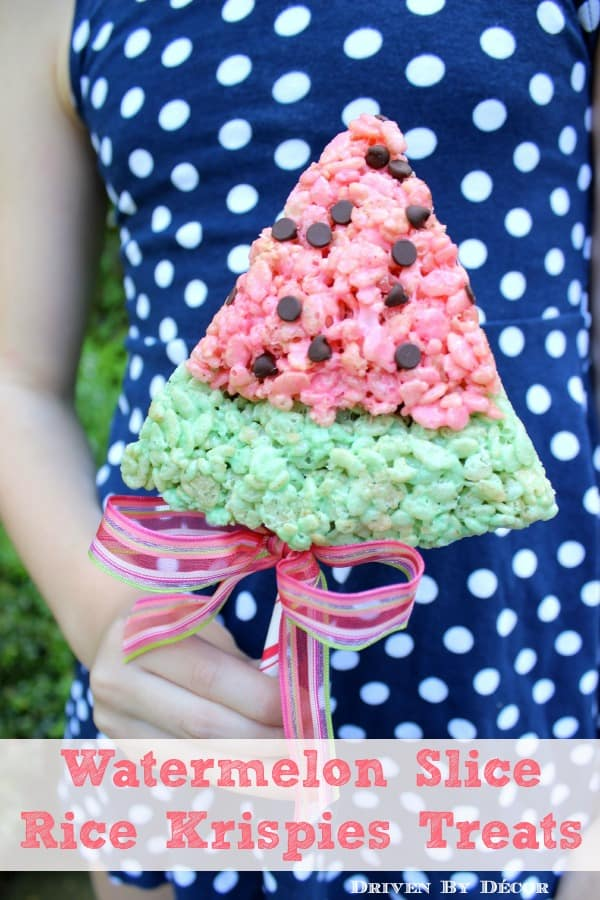 watermelonricekrispies