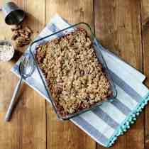 Warm Berry Crisp