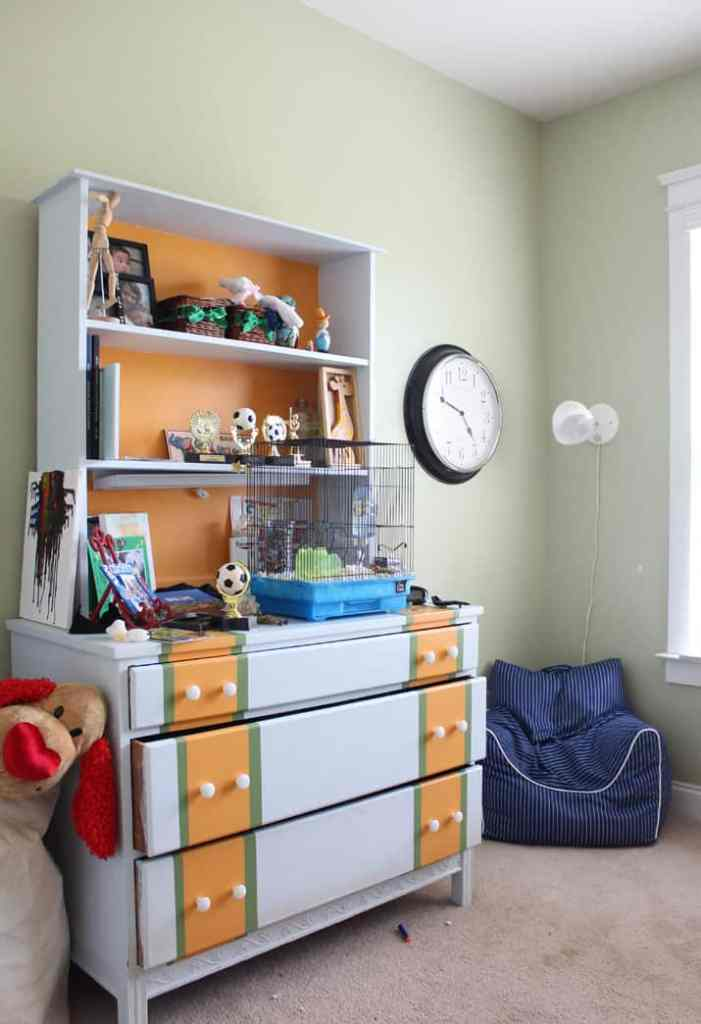 One Room Challenge: Big Boy Room Week 1 Fall 2015