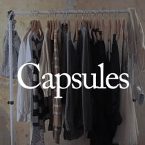 Building a Capsule Wardrobe: Intro and Inspiration